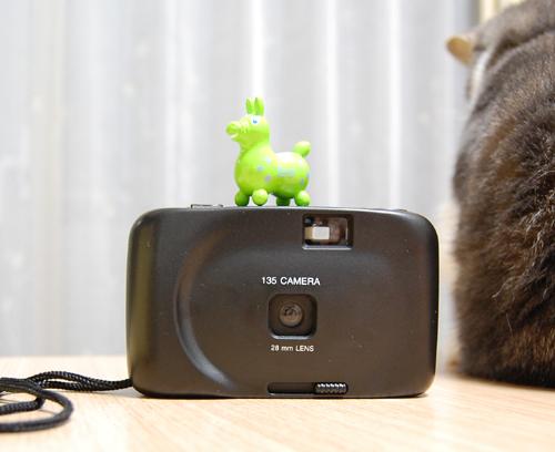 6プラモデルカメラ