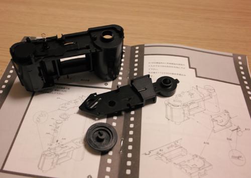 プラモデルカメラ3