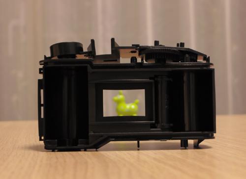 4プラモデルカメラ