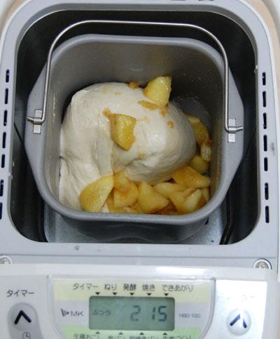 りんごパン7