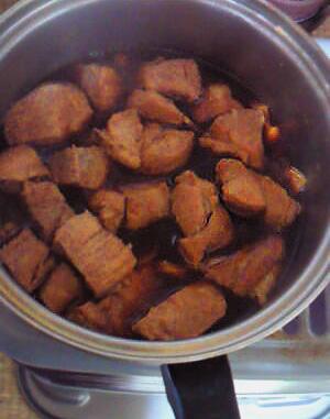角煮の様な焼き豚